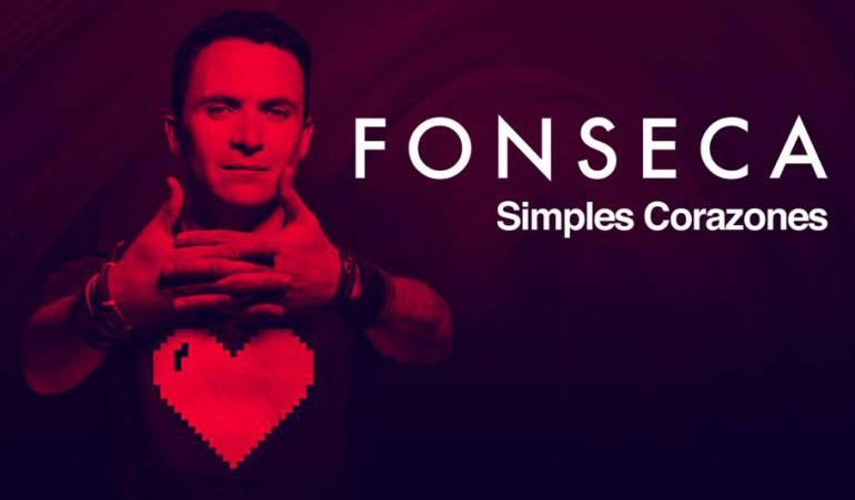 "Fonseca estrena ""Simples Corazones"""