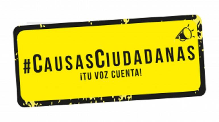 Lo Más Caracol: #CausasCiudadanas el mecanismo de participación de los colombianos.