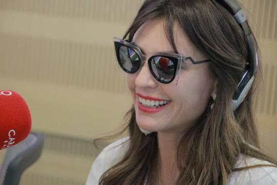 """Sitiados: Marcela Mar: """"Los actores somos niños que nunca dejamos de crecer"""""""