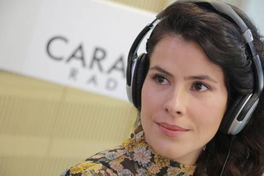 """Garzón Vive: Zharick León: """"Mi primer casting iba a ser para Soledad"""""""