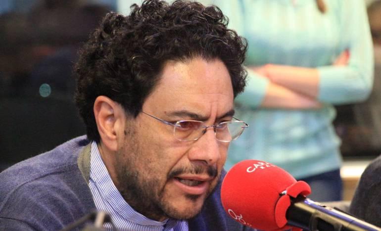 HORA 20: No veo una fuerza hegemónica en el Congreso: Iván Cepeda