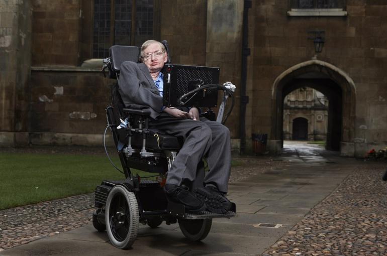 ELA, la enfermedad de Stephen Hawking