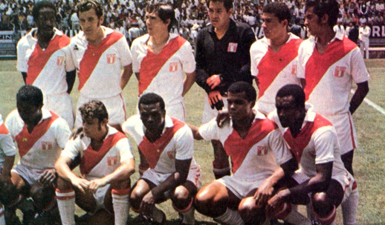 Perú, mundial México 1970