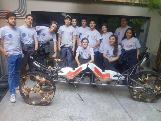 Rover Challenge: Marco, el carro colombiano que busca patrocinio para ir a la Nasa