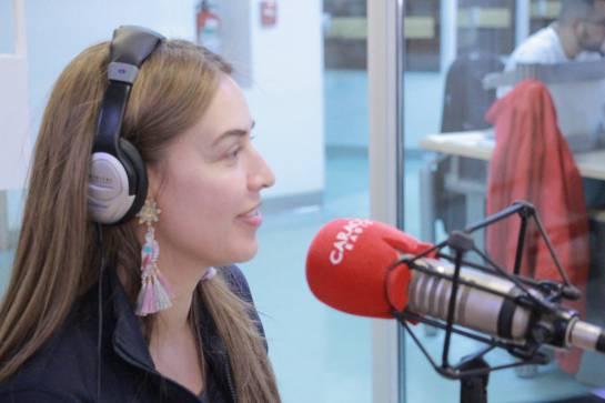 "Juan Pablo Raba: Mónica Fonseca: ""Todas las ciudades deben ser caminables"""