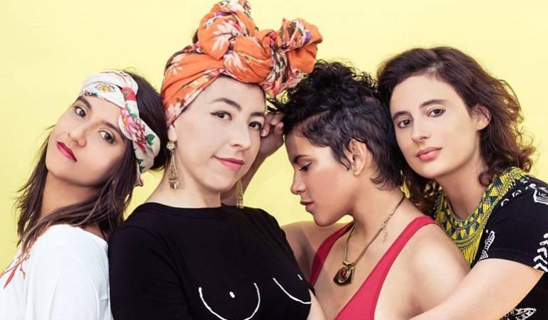 Lo Más Caracol: LADAMA, música tradicional en voces femeninas