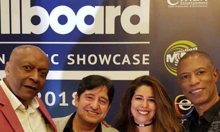 Showcase Billboard Bogotá