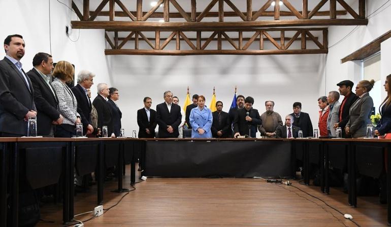 Elecciones presidenciales diálogo con el Eln: Mayoría de colombianos en desacuerdo con el proceso de paz con el Eln