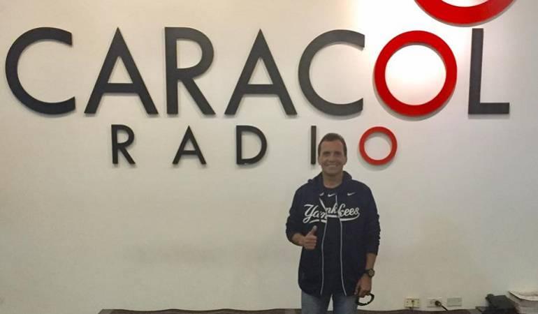 Lo Más Caracol: Erick Franchesky, regresa a la música