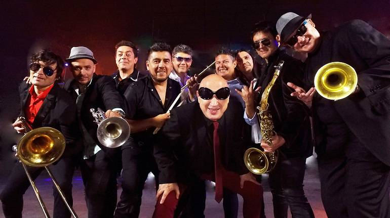 Lo Más Caracol: La Mosca Tse Tse, de concierto en Bogotá.