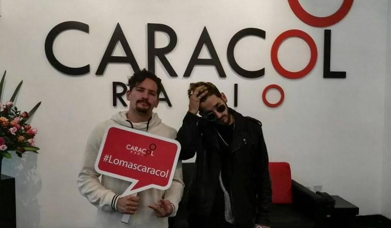 """Lo Más Caracol: """"Hay que ser siempre muy agradecidos"""" Mau y Ricky Montaner"""