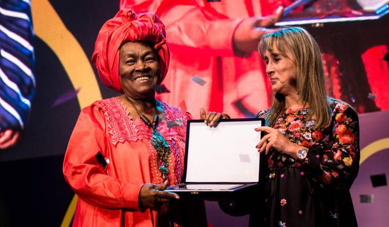 Maura Hermencia Orjuela, 60 años de amor por la cocina