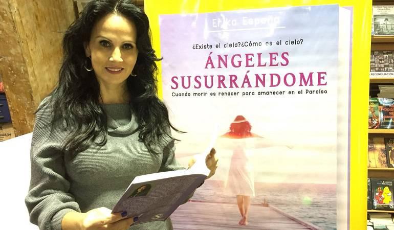 """Lo Más Caracol: Filbo2018 """"Ángeles susurrándome"""", una obra entre lo celestial y lo terrenal"""