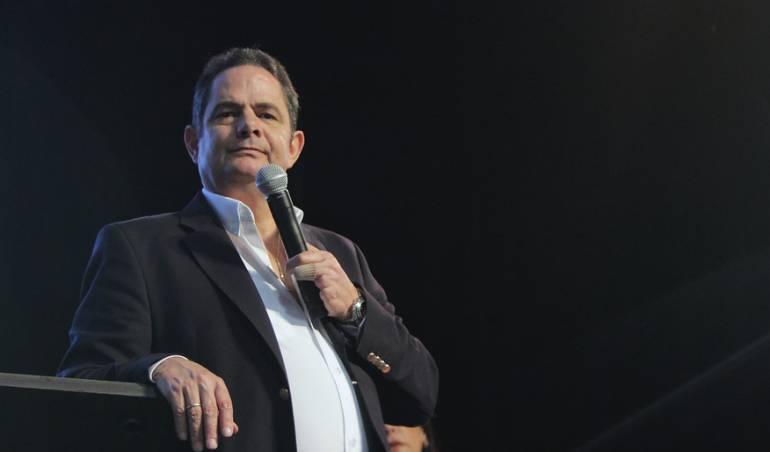 Germán Vargas Lleras, candidato a la presidencia 2019 - 2022.