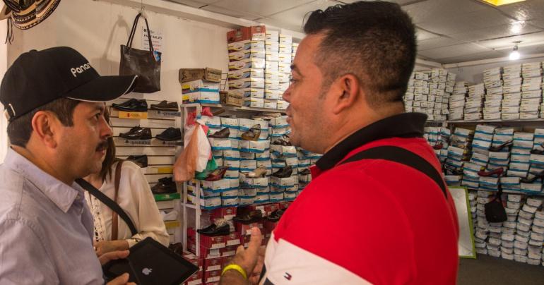 Colombiano emprendedor en Panamá
