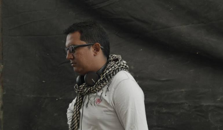 """Sal, película colombiana rodada en el desierto de la Tatacoa.: William Vega, director de Sal: """"Espero que el lugar afecte al espectador"""""""