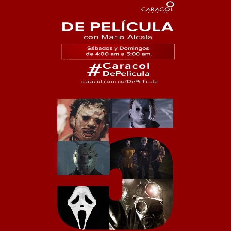 Top 5 de películas de terror sobre asesinos enmascarados: Top 5 de películas de terror, donde los asesinos usan singulares máscaras