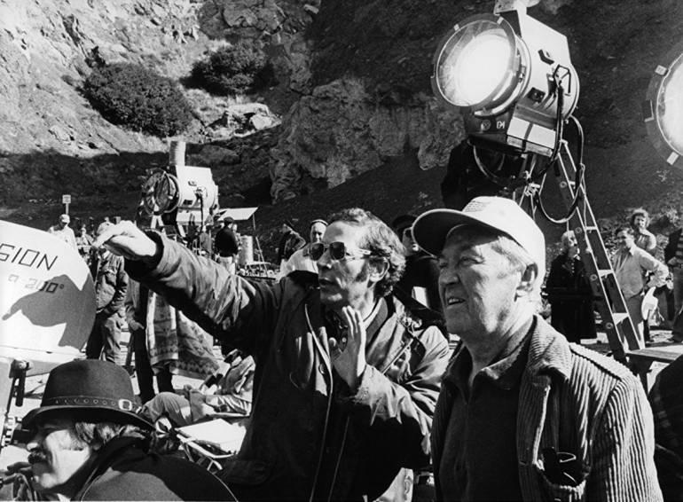 Michael Anderson, director de cine: Michael Anderson, con él, Cantinflas le dio la vuelta al mundo en 80 días