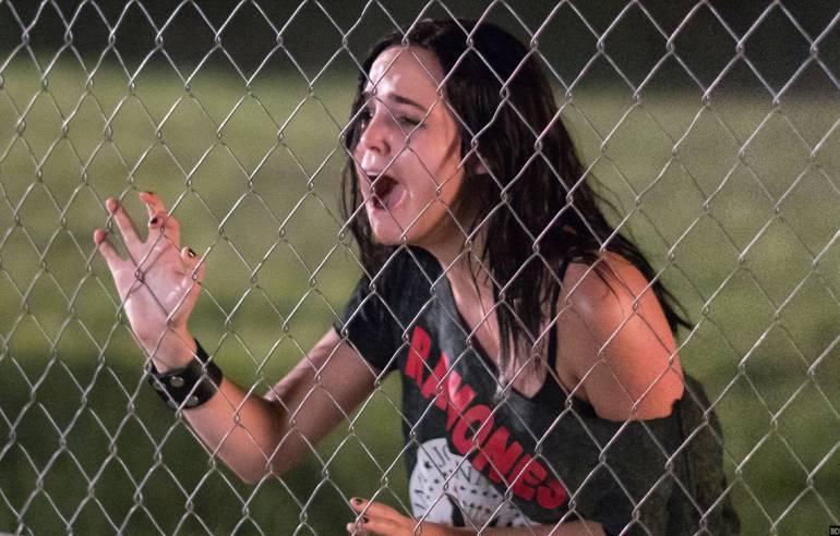 Bailee Madison, actriz de cine: Bailee Madison, protagonista de Los Extraños: Cacería Nocturna