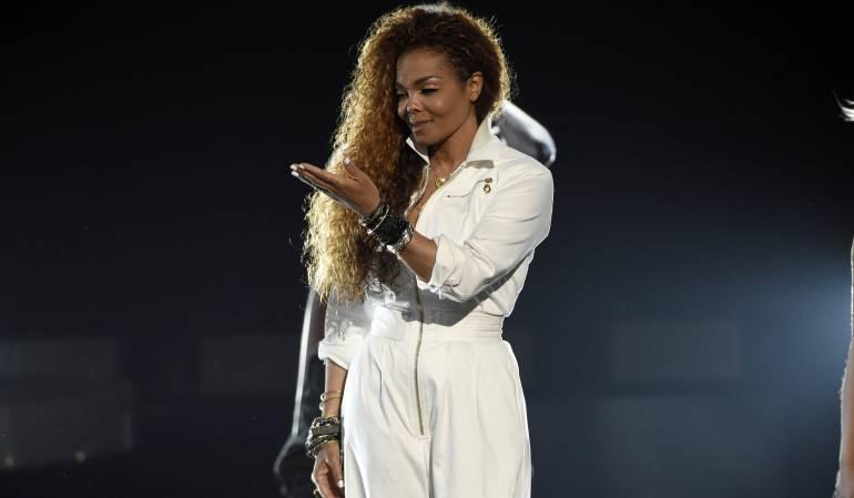 """Janet Jackson """"reconocida"""" en los Billboard"""