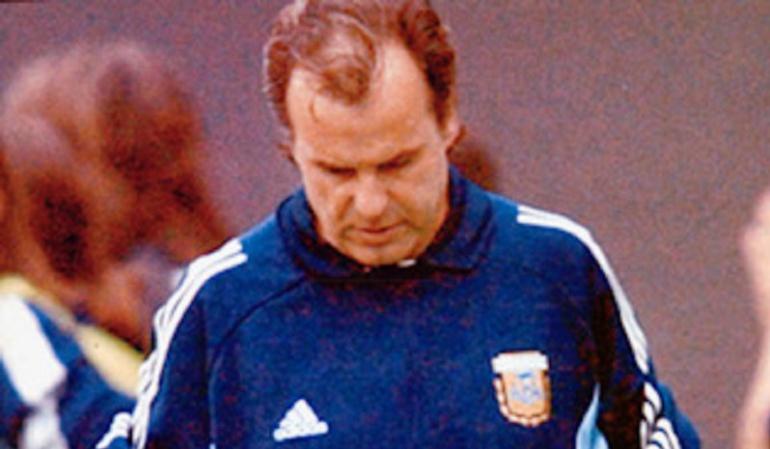 Marcelo Bielsa, Director técnico Argentina.