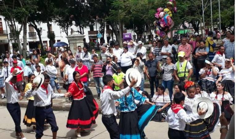 Santander festeja con todos sus municipios