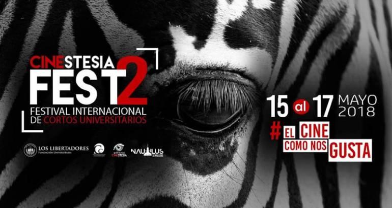 Lo Más Caracol: CinestesiaFest 2018 de la Universidad Los Libertadores