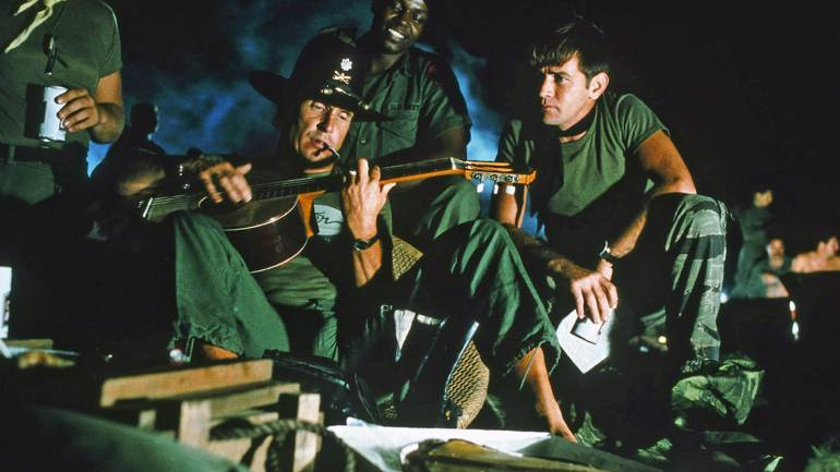 Película de Guerra, Apocalypse Now: La mejor película de guerra jamás filmada, palma de oro en Cannes 1979