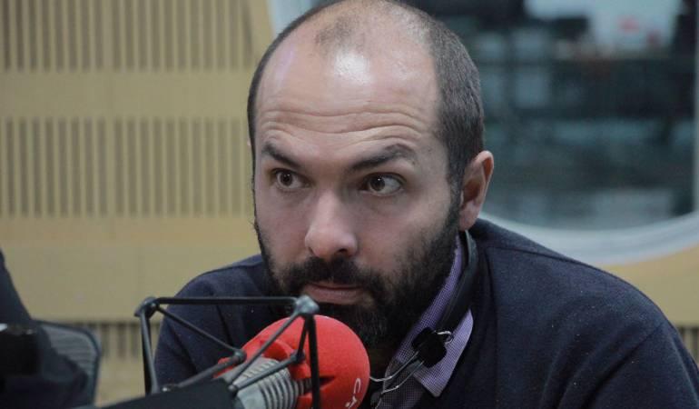 Federico Arango, qué pasa en hidroituango Hora 20: Es pronto para hacer juicios sobre Hidroituango: Arango