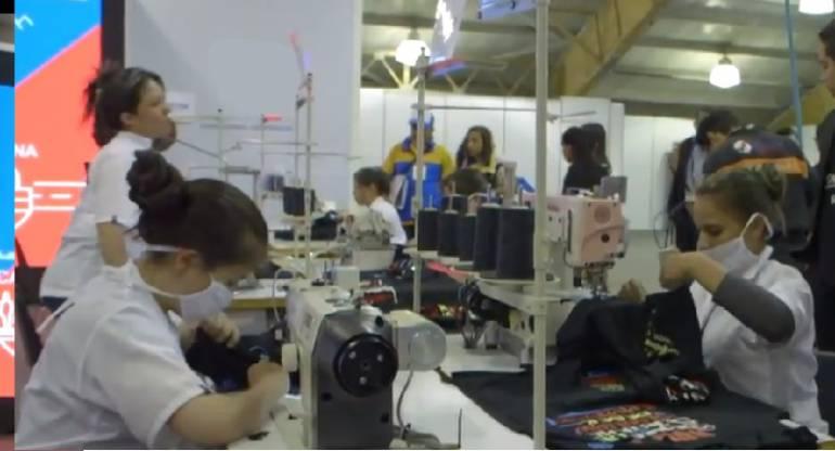 Contrabando.: Plan de choque para el sector de las confecciones piden al Gobierno