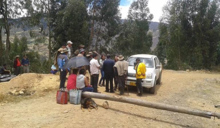 Caracol al campo: Campesinos cercanos al páramo de Pisba preocupados con delimitación