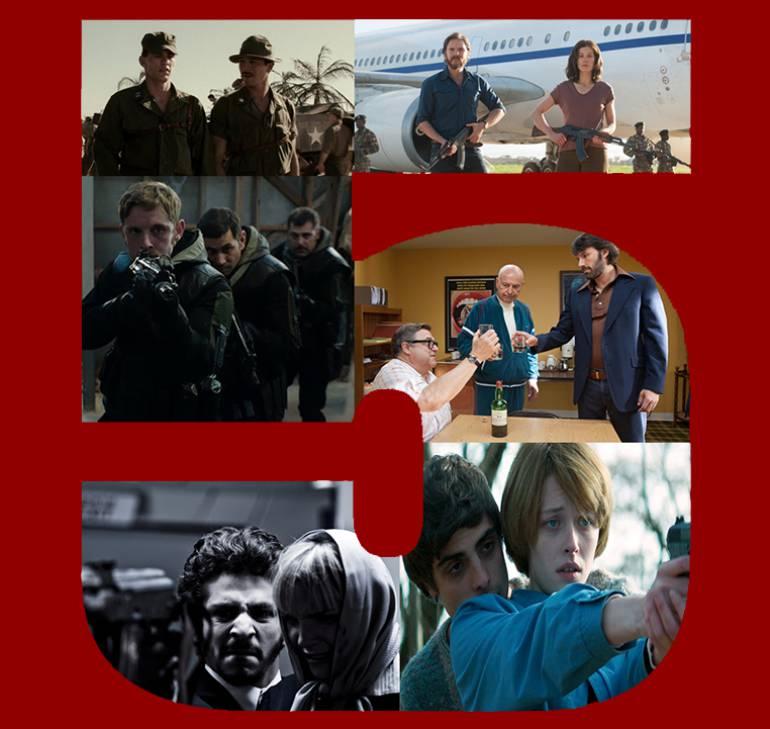 Top 5 de películas sobre rescate de secuestrados, de la vida real