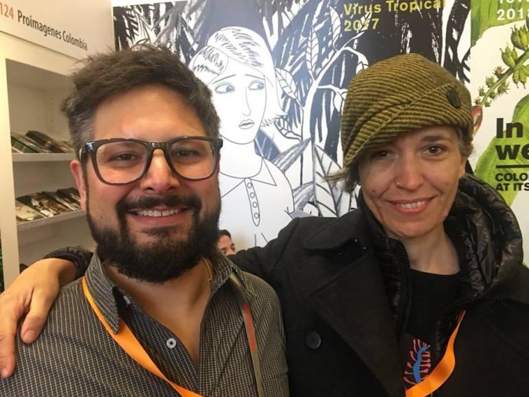 """Santiago Caicedo, director de cine: Santiago Caicedo, director de Virus Tropical: """"Actuaciones muy realistas"""""""