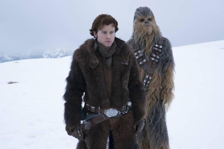 """Han Solo: película de la saga Star Wars: Han Solo: Una Historia """"parecida"""" a Star Wars"""