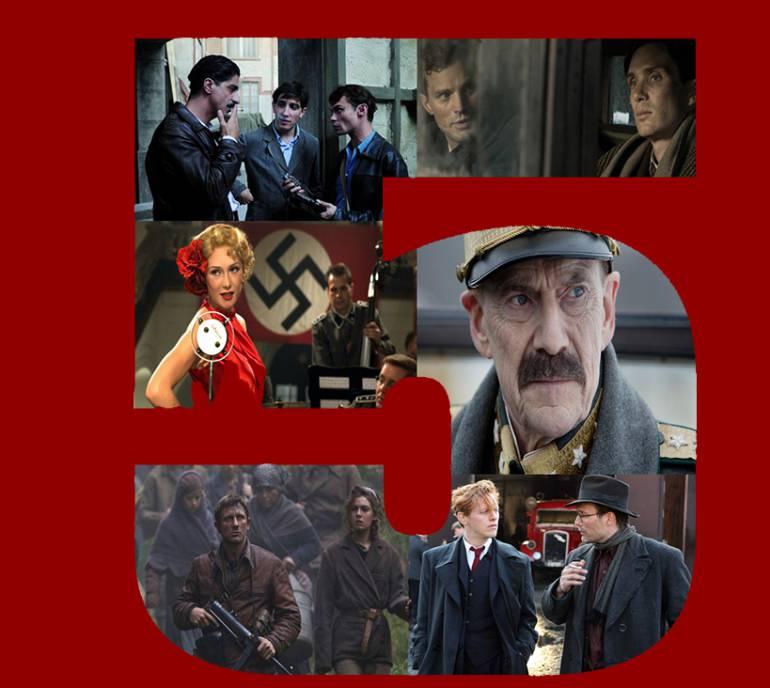 Top 5 de películas sobre movimientos de resistencia a la Alemania Nazi: Top 5 de películas sobre movimientos de resistencia a la Alemania Nazi