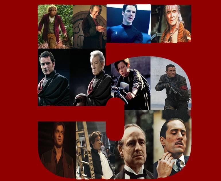 Top 5 de películas donde un personaje ha sido interpretado por dos actores: Top 5 de películas sobre personajes interpretados por dos actores
