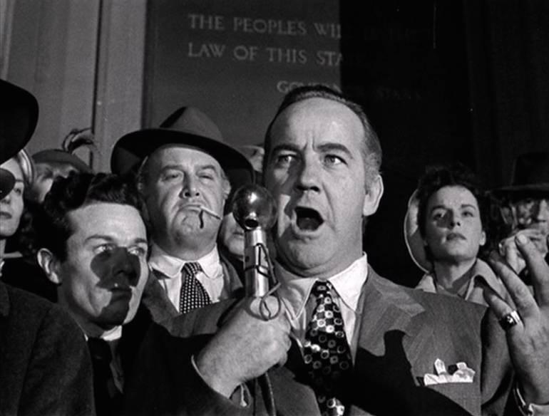 All the King´s Men, película de 1949: El Político, la película que todos deberían ver antes de unas elecciones