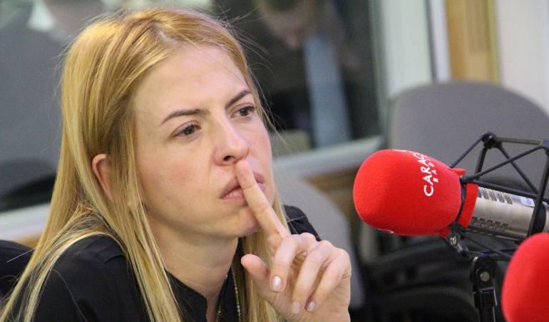 HORA 20: Fue una campaña llena de incertidumbres: Lariza Pizano