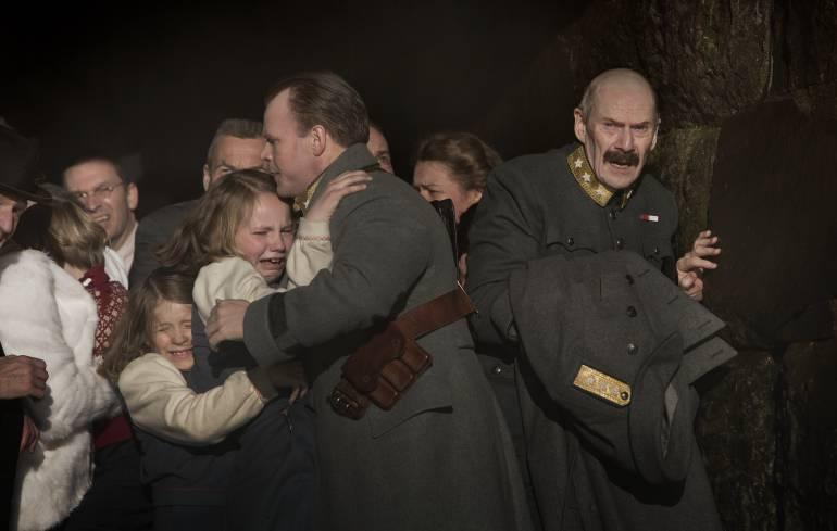 La Decisión del Rey, película de Noruega en la segunda guerra mundial: La Decisión del Rey, el soberano que gobernó pensando en su pueblo