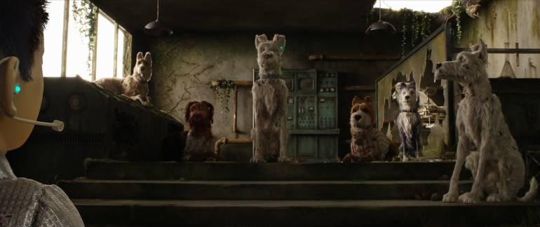 Isle of Dogs, Isla de Perros, Película de Wes Anderson: Isla de Perros, un infatigable homenaje animado al Japón