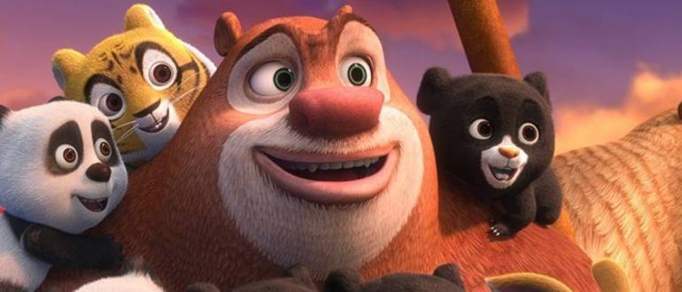 Bonnie Bears: El Gran Secreto, película realizada en China: Bonnie Bears: El Gran Secreto o ¿La versión hecha en China de Madagascar 3?