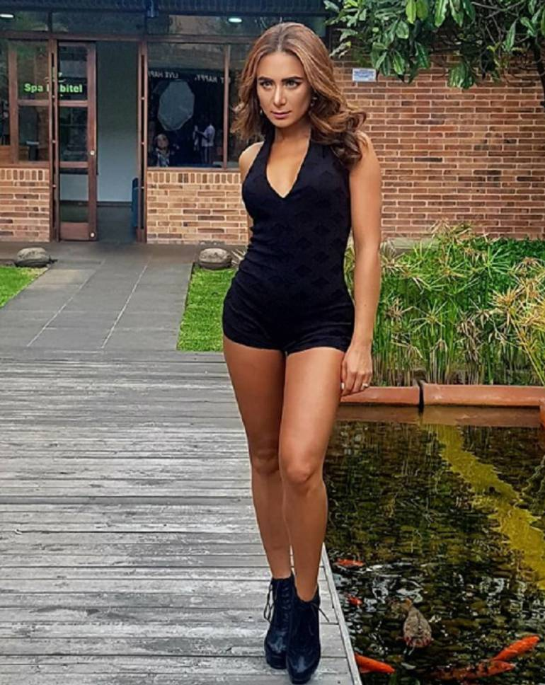 Johanna Fadul, actriz y modelo: La actriz Johanna Fadul, nos cuenta cuál es la película de su vida