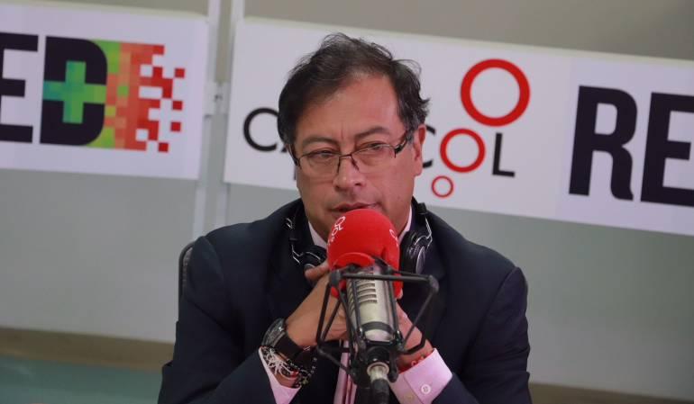 Gustavo Petro, Candidato Presidencial