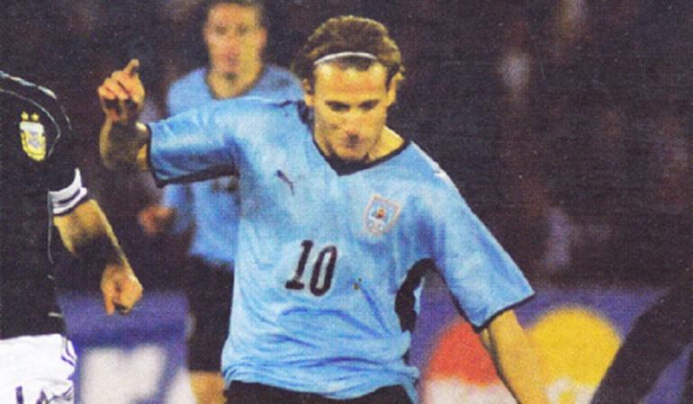 Diego Forlán, Uruguay, Mundial 2010.