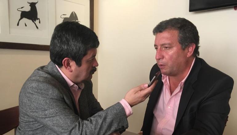 Carlos Roberto Patiño, de Friogan