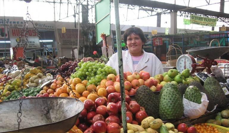 Al Campo plazas de mercado: Vamos a mercar. Guía de precios bajos y producto en cosecha