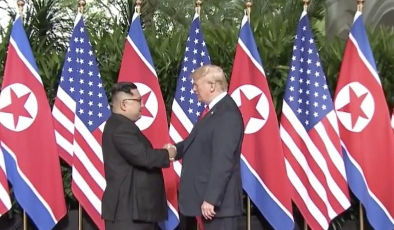 HORA 20: Lo que los analistas piensan de la reunión Trump - Kim