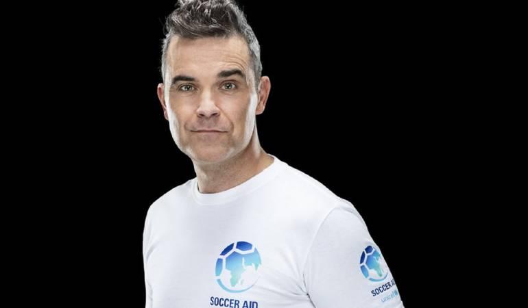 Robbie Williams logra un gran sueño