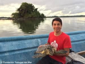 Respetando la vida de las Tortugas Marinas