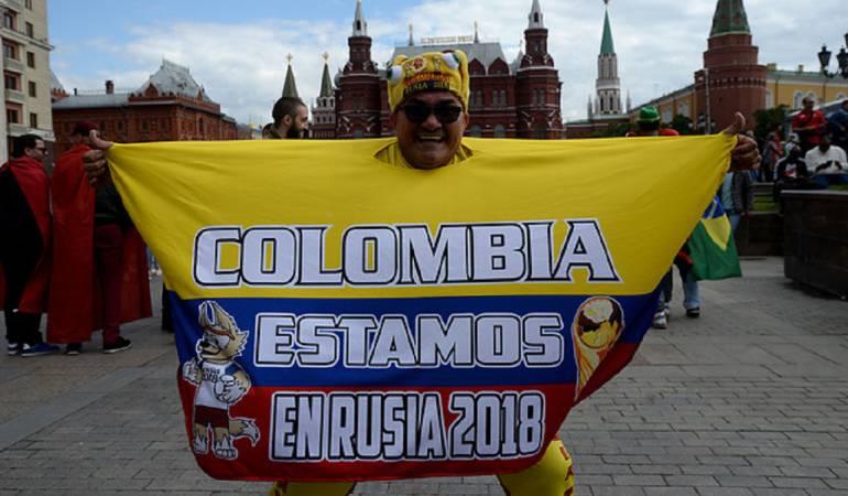 """Cancillería de Colombia """"Pasa la bola"""" en Rusia"""